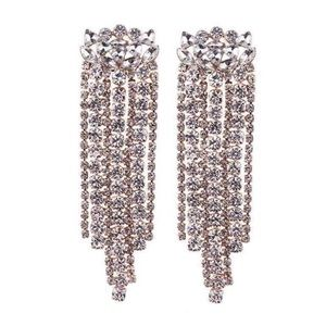 Big & Beautiful Chandelier Earrings